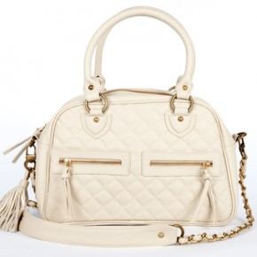 The Bossi bag in white, image courtesy of lovetheit.com